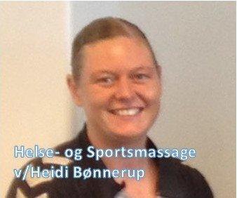 Helse- og Sportsmassage v/Heidi Bønnerup